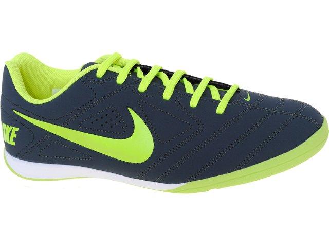Tênis Masculino 502776-300 Nike5 Beco Chumbo/limão