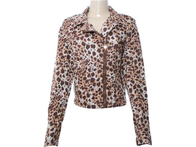 Jaqueta Feminina Cavalera Clothing 06.04.0144 Onca