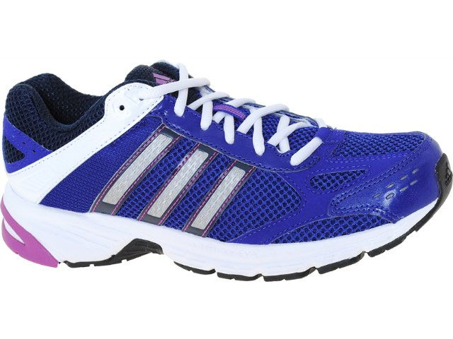 Tênis Feminino Adidas G60471 Duramo 4w Roxo/bco/violeta