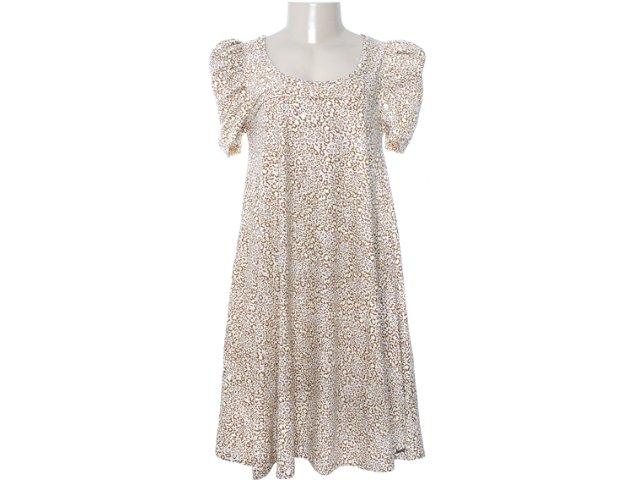 Vestido Feminino Hering 09f7 1f00s Bege
