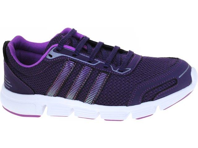 Tênis Feminino Adidas G60830 Breeze w Roxo