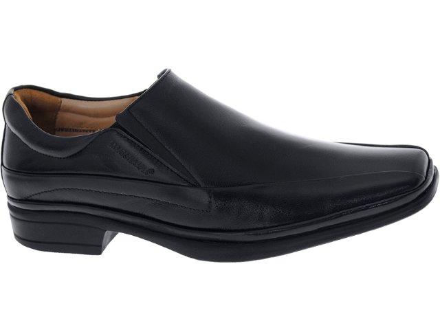 Sapato Masculino Sapatoterapia 24101 Preto