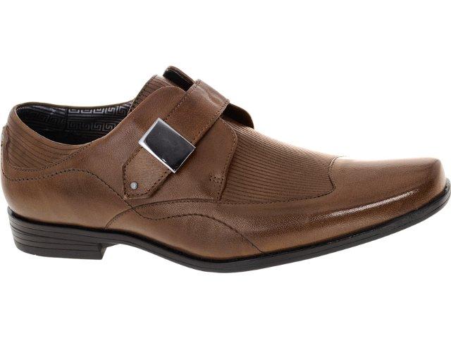 Sapato Masculino Ferracini 4630 Castanho