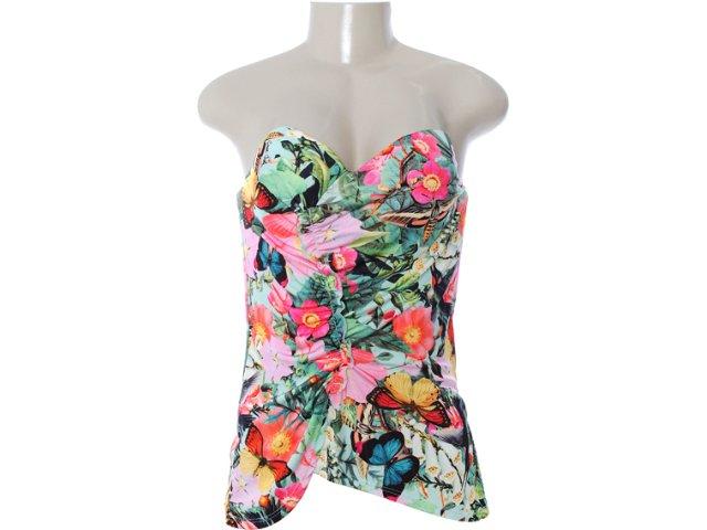 Blusa Feminina Coca-cola Clothing 363202355 Color