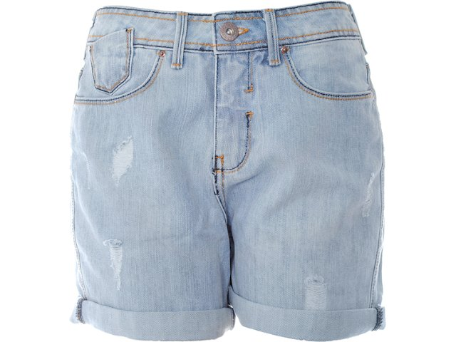 Bermuda Feminina Dzarm Z6pr Sn565z Jeans