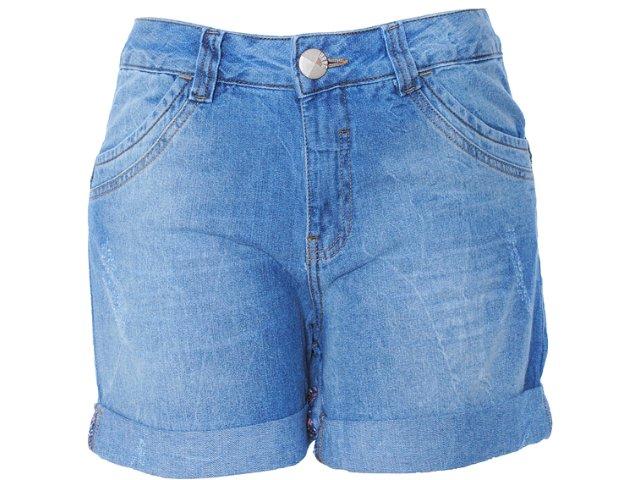 Bermuda Feminina Hering H6eu Ibl4a Jeans