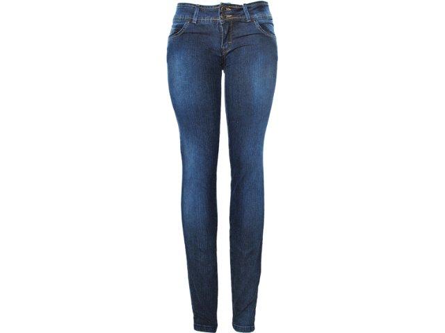Calça Feminina Dzarm Z5kh Sn570z Jeans