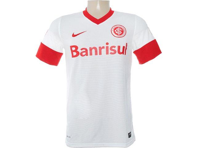 Camisa Masculina Inter 527739-101 Branco/vermelho