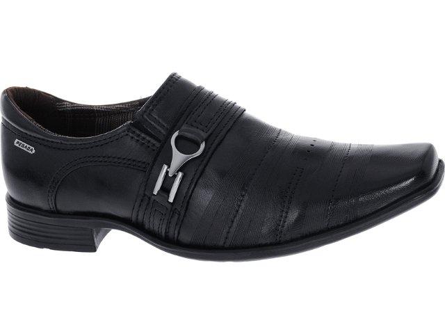 Sapato Masculino Pegada 21104-1 Preto