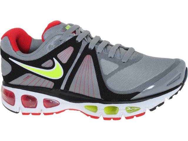 Tênis Masculino Nike 453976-076 Air Max Tailwind Chumbo/limão