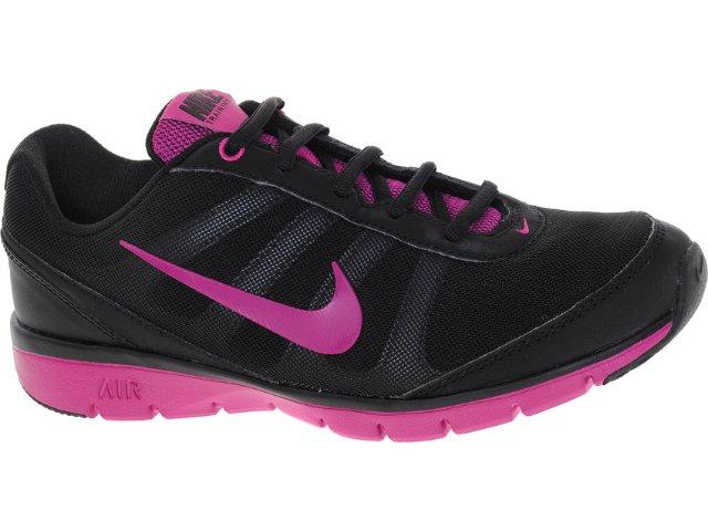 Tênis Feminino Nike 488111-005 Air Total Core tr Preto/violeta