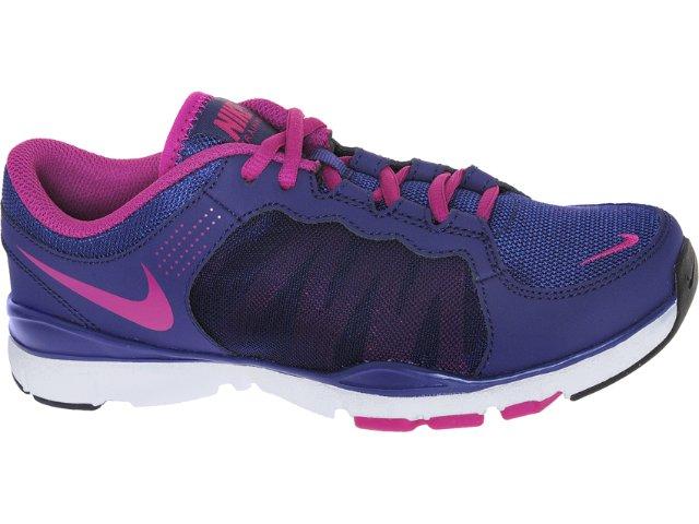 Tênis Feminino Nike 511332-401 Flex Trainer 2  Roxo/violeta