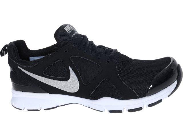 Tênis Feminino Nike 525737-005 in Season tr 2 Preto/branco