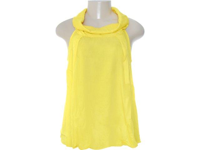 Blusa Feminina Coca-cola Clothing 363202495 Amarelo