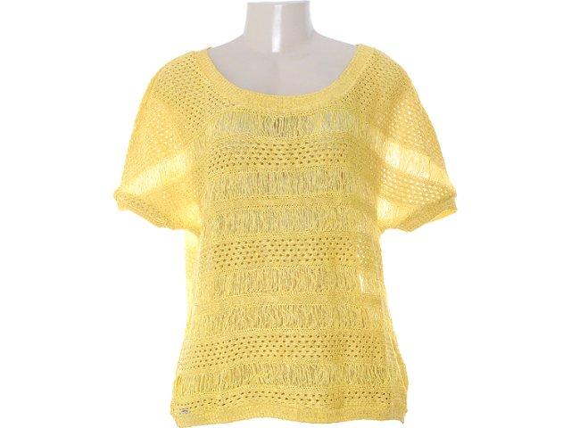 Blusa Feminina Dopping 015602505 Amarelo