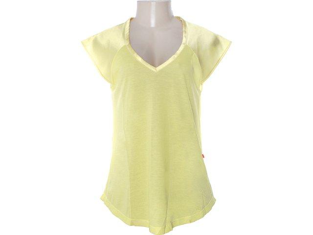 Blusa Feminina Dopping 015652513 Amarelo