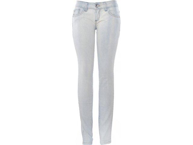 Calça Feminina Dopping 312312501 Jeans Claro