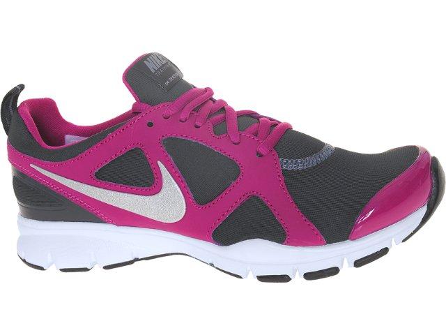 Tênis Feminino Nike 525737-003 in Season tr 2 Chumbo/violeta