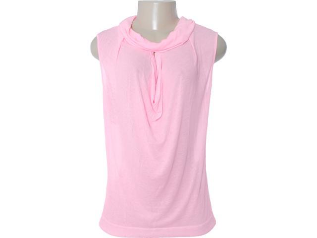 Blusa Feminina Coca-cola Clothing 363202513 Rosa Claro