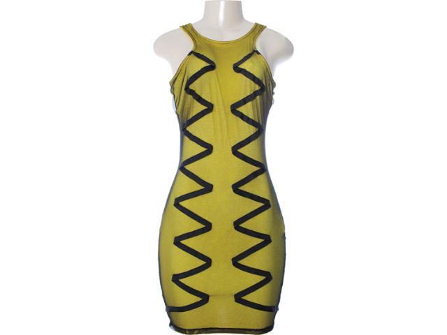 Vestido Feminino Coca-cola Clothing 443201130 Amarelo