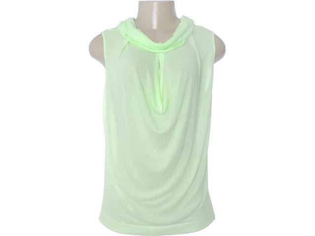 Blusa Feminina Coca-cola Clothing 363202513 Verde Claro