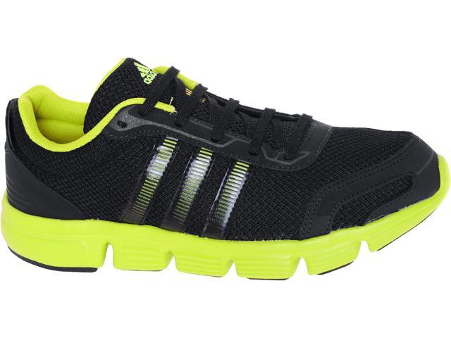 Tênis Masculino Adidas G60834 Breeze m Preto/amarelo