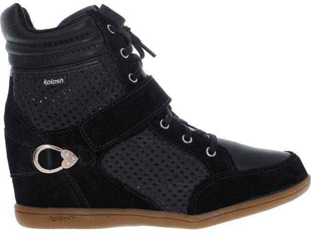 Sneaker Feminino Kolosh C0092 Preto