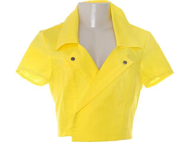 Colete Feminino Coca-cola Clothing 503200080 Amarelo