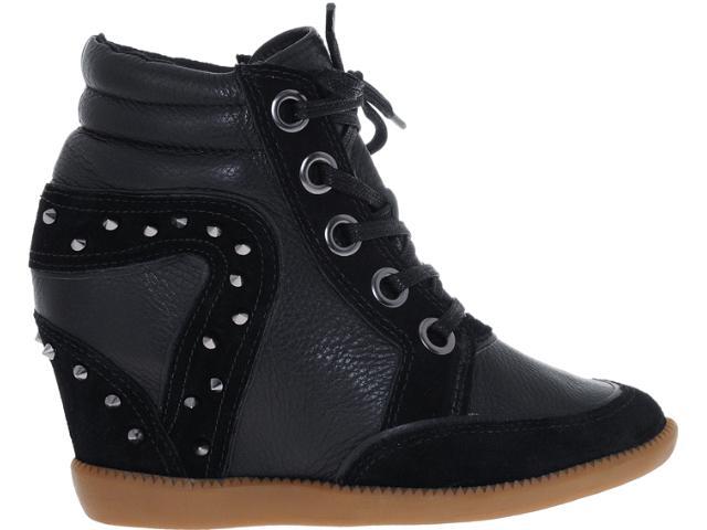 Sneaker Feminino Bottero 175404 Preto