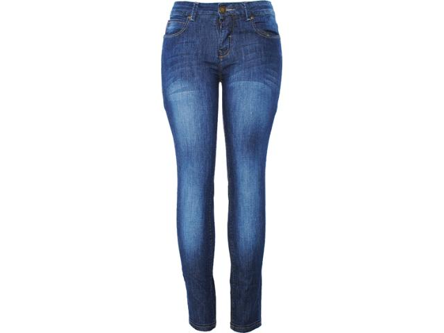 Calça Feminina Dzarm Z5mh Sn570z Jeans