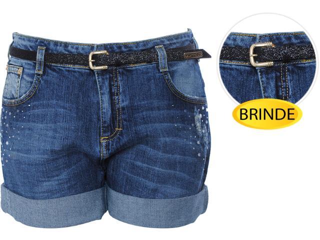 Bermuda Feminina Dopping 013112525 Jeans