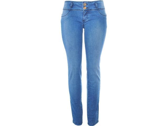 Calça Feminina Dopping 012312531 Jeans
