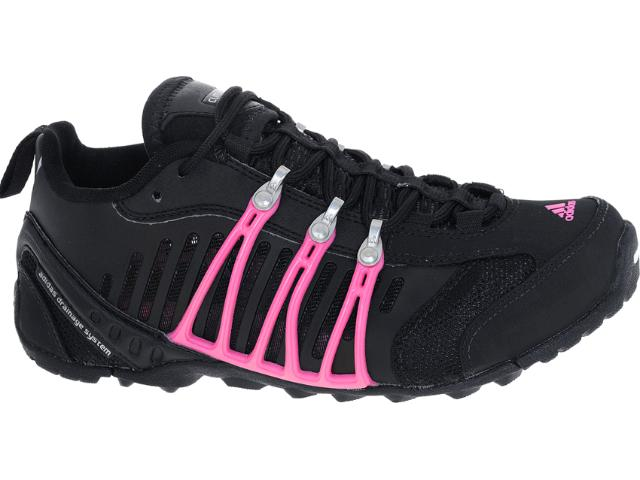 Tênis Feminino Adidas G64194 cc Hellbender Ats w Preto/rosa