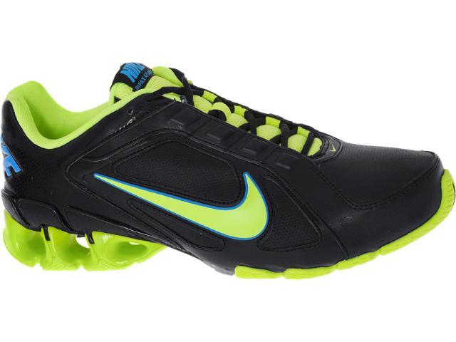 Tênis Masculino Nike 487979-074 Impax Atlas 3 sl Preto/verde