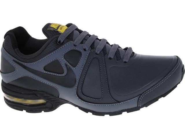 Tênis Masculino Nike 512593-003 Air Max Pursuit si sl br  Preto/cinza