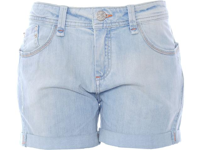 Short Feminino Dopping 013512505 Jeans Claro