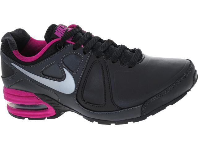 Tênis Feminino Nike 512594-003 w Air Max Pursuit si sl br Preto/violeta