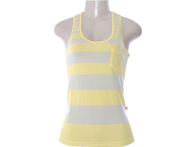Regata Feminina Dopping 015752503 Amarelo