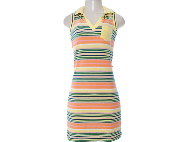 Vestido Feminino Dopping 018052505 Amarelo