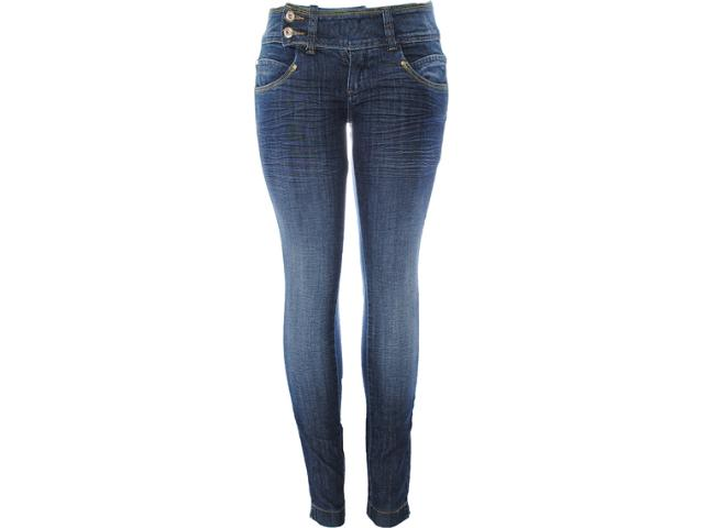 Calça Feminina Dopping 012112521 Jeans