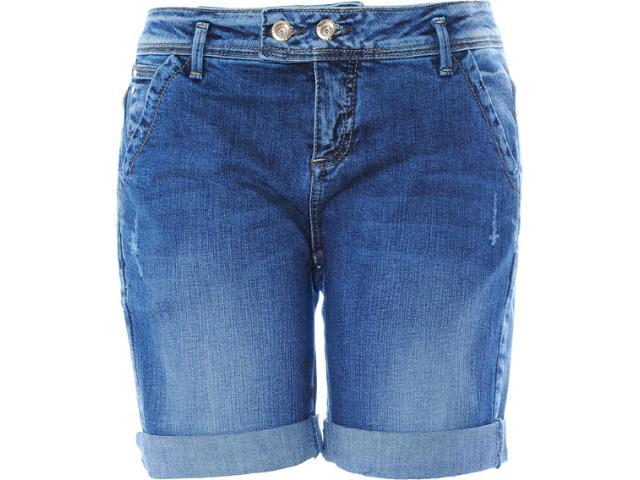 Bermuda Feminina Dopping 013112033 Jeans