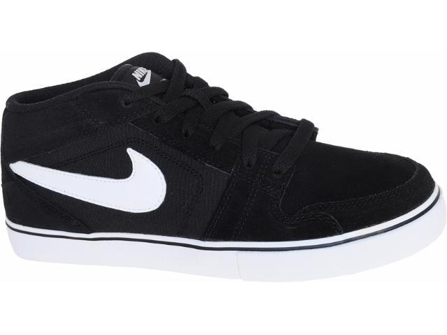 Tênis Masculino Nike 508265-011 Ruckus Mid lr Preto/branco