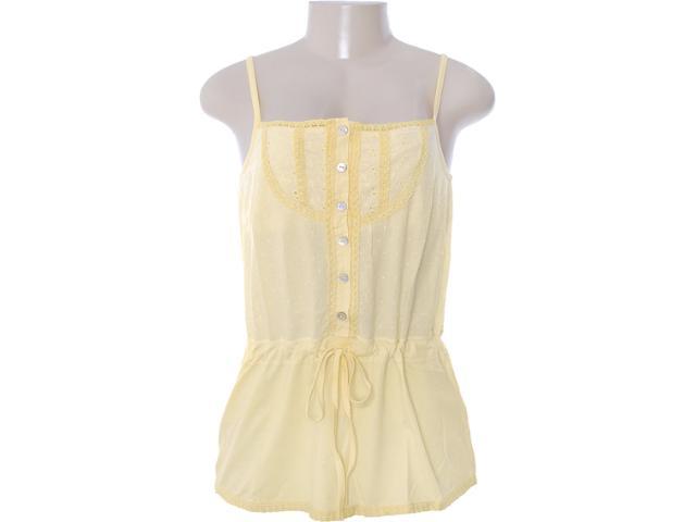 Blusa Feminina Dopping 015652577 Amarelo