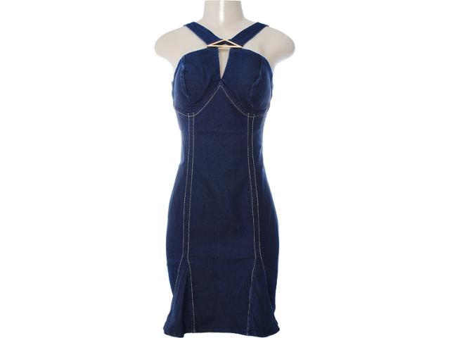 Vestido Feminino Dopping 018012511 Jeans