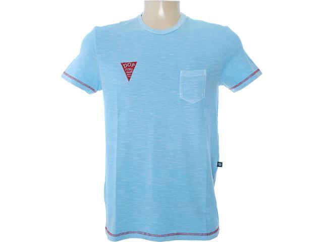 Camiseta Masculina Dopping 015262532 Azul