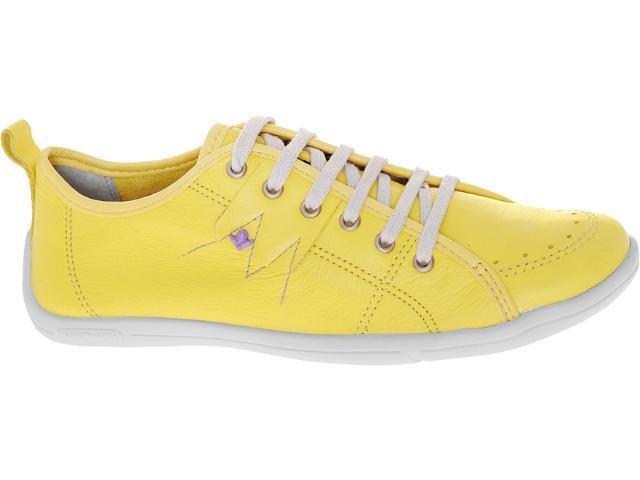 Tênis Feminino Cravo e Canela 64930/0009 Amarelo