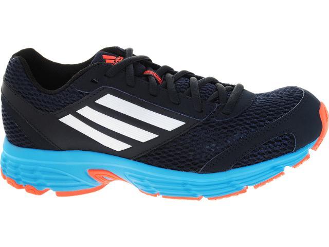 Tênis Masculino Adidas G61178 Furano 4m Marinho/azul/laranja