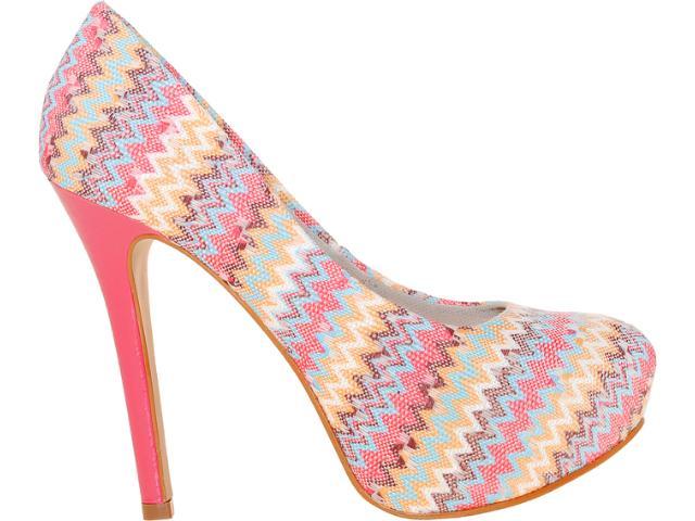 Sapato Feminino Della Bella 50001 Tribal