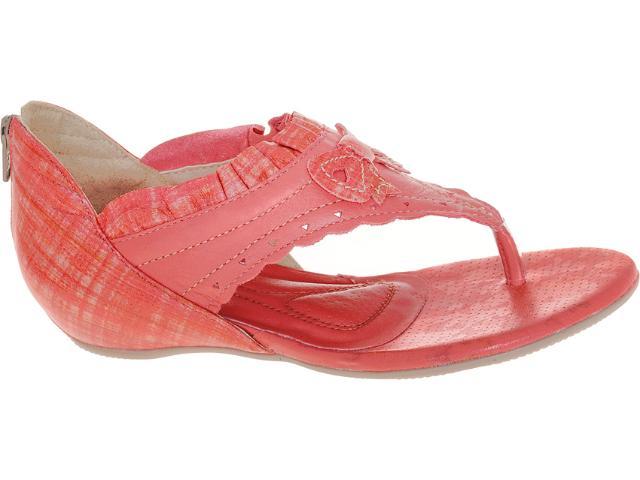 Sandália Feminina Comfortflex 82404 Coral