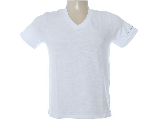 Camiseta Masculina Dzarm 6bql Noa10 Branco